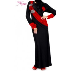 New Stylish Fashionable Lycra Abaya