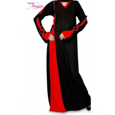Dual Colour Fashionable Abaya