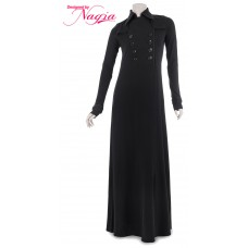 Winter Trench Abaya
