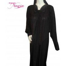 Simple Butterfly Abaya